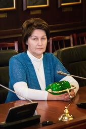 Наталья Александровна Шевелёва
