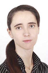 Яговкина Вита Александровна